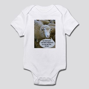 Carded, eh? Infant Bodysuit
