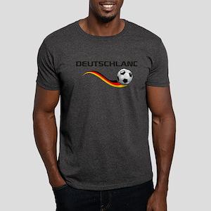 Soccer DEUTSCHLAND Dark T-Shirt