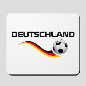 Soccer DEUTSCHLAND Mousepad
