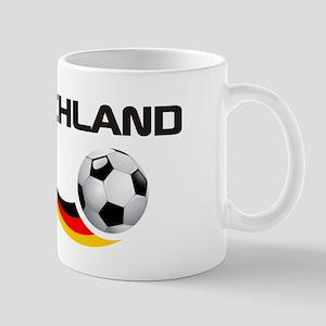 Soccer DEUTSCHLAND Mug