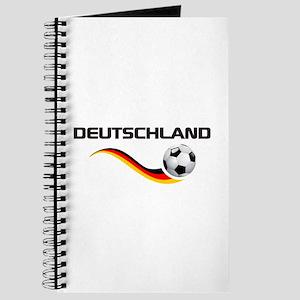 Soccer DEUTSCHLAND Journal