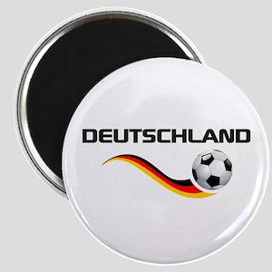 Soccer DEUTSCHLAND Magnet