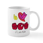 I-L-Y Mom Mug
