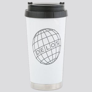Westworld Delos Globe Travel Mug