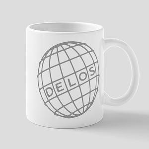 Westworld Delos Globe Mugs