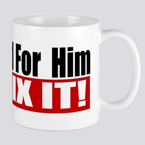 You Voted For Him Mug