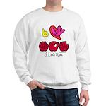 I-L-Y Mom Sweatshirt