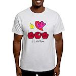 I-L-Y Mom Light T-Shirt