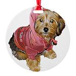 cuteness in da hood Ornament
