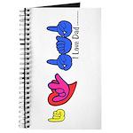 I-L-Y Dad Journal