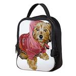 cuteness in da hood Neoprene Lunch Bag