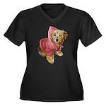 cuteness in da hood Plus Size T-Shirt