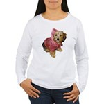 cuteness in da hood Long Sleeve T-Shirt