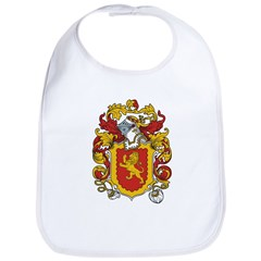 Powis Coat of Arms Bib