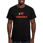 I-L-Y Grandma Men's Fitted T-Shirt (dark)