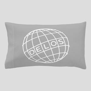 Westworld Delos Globe Pillow Case