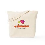 I-L-Y Grandma Tote Bag