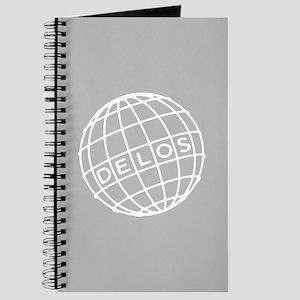 Westworld Delos Globe Journal