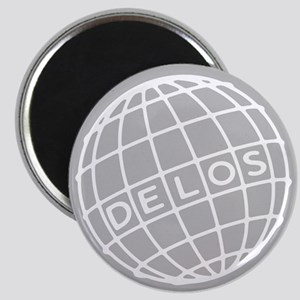 Westworld Delos Globe Magnets