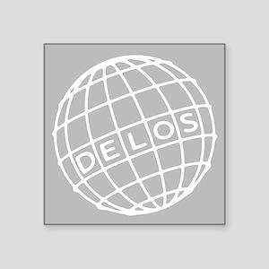 Westworld Delos Globe Sticker