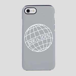 Westworld Delos Globe iPhone 7 Tough Case