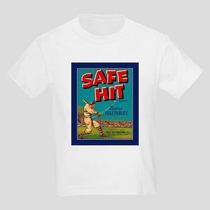 """Vintage """"Safe Hit"""" Kids T-Shirt"""