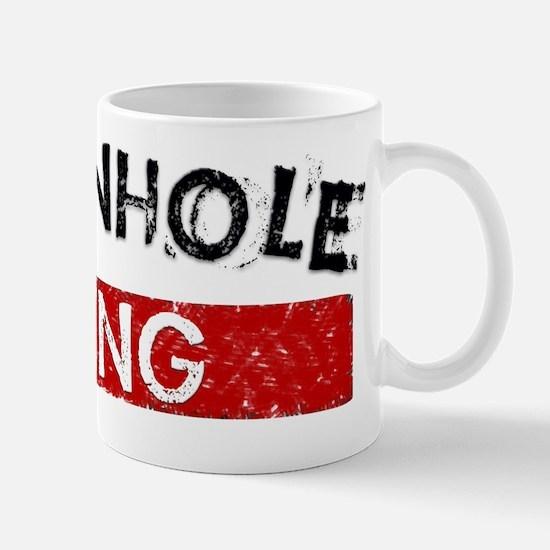 Cornhole King Mug