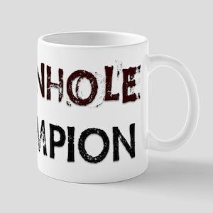 Cornhole Champion Mug