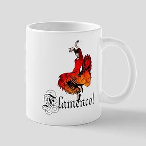 Flamenco Dancer Mug