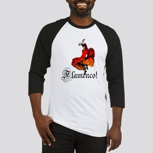 Flamenco Dancer Baseball Jersey