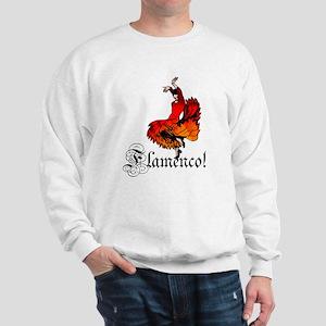 Flamenco Dancer Sweatshirt