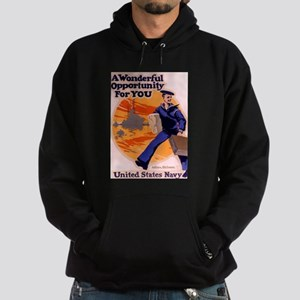 A Wonderful Opportunity for You Hoodie (dark)