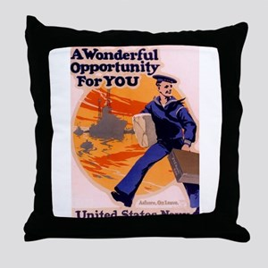 A Wonderful Opportunity for You Throw Pillow