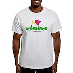 I-L-Y Grandpa Light T-Shirt