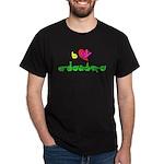 I-L-Y Grandpa Dark T-Shirt