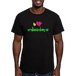 I-L-Y Grandpa Men's Fitted T-Shirt (dark)