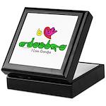 I-L-Y Grandpa Keepsake Box