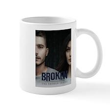Broken Series 11 Oz Ceramic Mugs