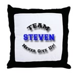 Team Steven 2 Throw Pillow