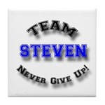 Team Steven 2 Tile Coaster