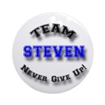Team Steven 2 Ornament (Round)