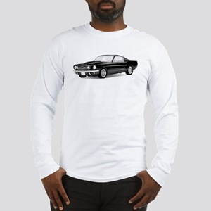 Mustang Fastback Long Sleeve T-Shirt