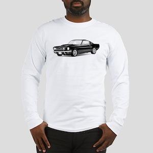 Mustang Fastback Long Sleeve T-Shirt