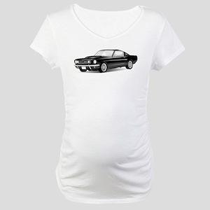 Mustang Fastback Maternity T-Shirt