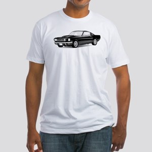 Mustang Fastback Fitted T-Shirt