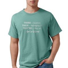 There, Their, They're T-Shirt