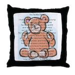 My Teddy Bear Pillow