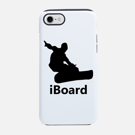 iBoard iPhone 8/7 Tough Case