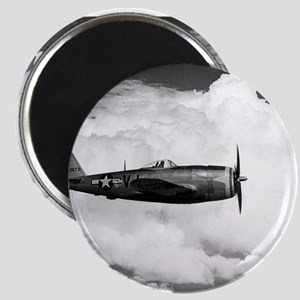 P-47 and Clouds Magnet