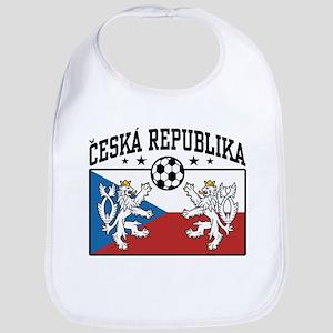 Ceska Republika Soccer Bib